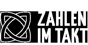 Zahlen im Takt Logo